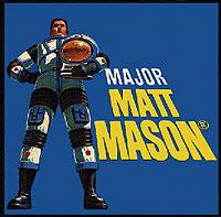 Major Matt Mason Astro Trac Vinyl Replacement Decals